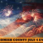 July 4th events and firework shows