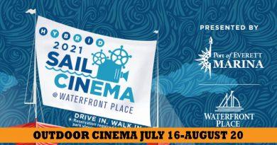 Everett Sail-In Outdoor Cinema