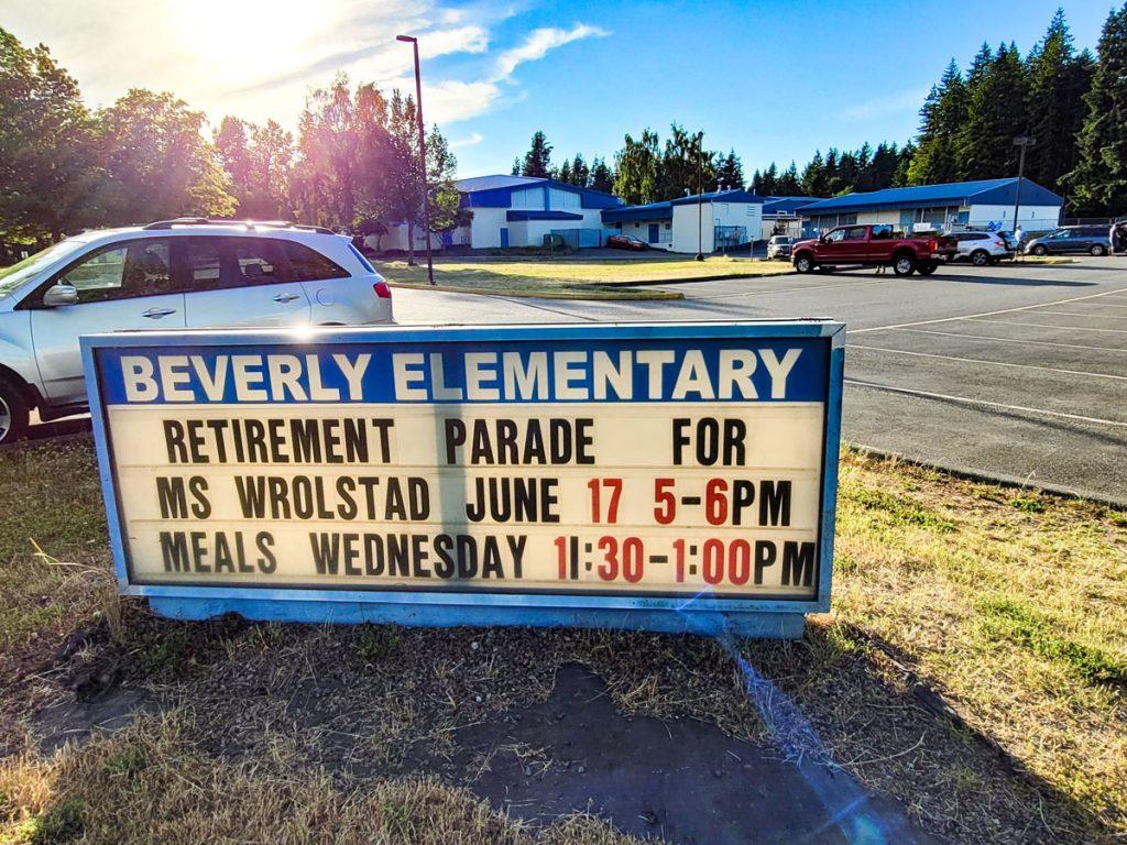 Wrolstad Beverly Elementary