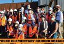 Spruce Elementary groundbreaking ceremony