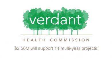 verdant health grants