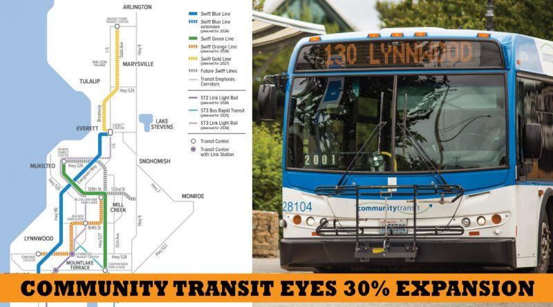 Community transit plan