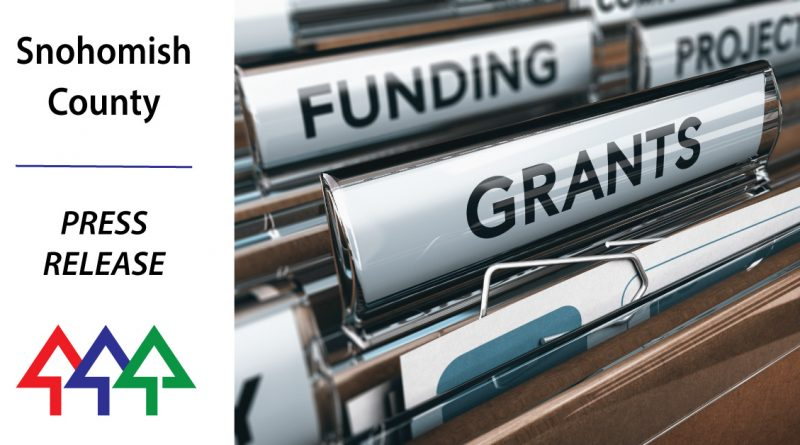 Snohomish County Grants
