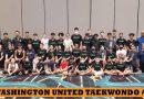 Washington United Taekwondo team has Record-Breaking Performance
