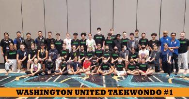 Washington United Taekwondo