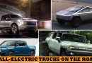 Mass production of the all-electric truck is here