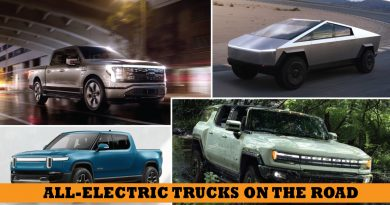 all-electric truck