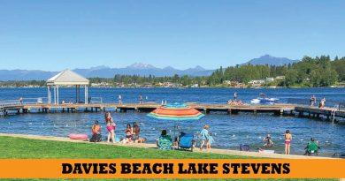 davies beach lake stevens