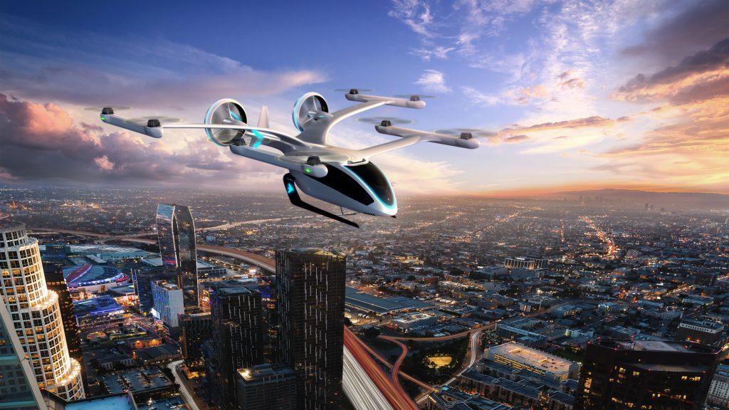 Advance Air Mobility