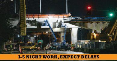 i-5 night work