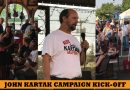 Over 100 attend Kartak campaign kick-off at SnoTown Brewery