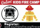 South County Fire offers free online Kids Fire Camp
