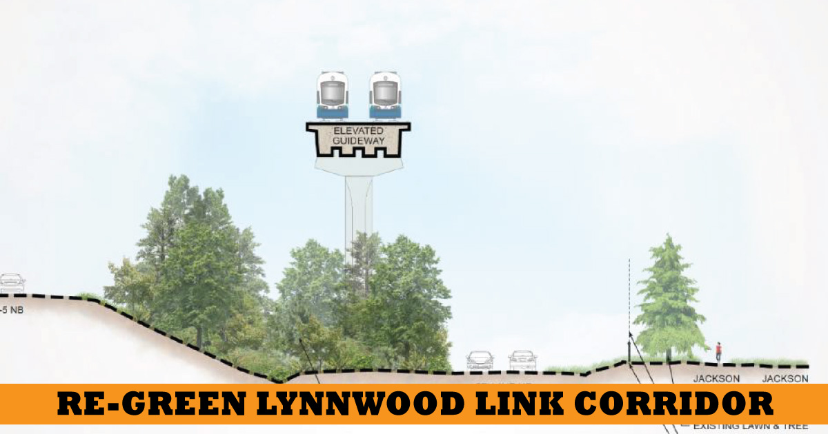 """Sound Transit launches """"Trees for Rail"""" to re-green Lynnwood Link corridor - Lynnwood Times"""