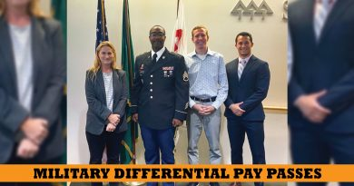differential pay for military