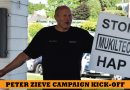 """Zieve kicks off his """"Keep Mukilteo a Small Town"""" campaign"""