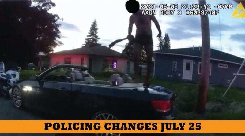 law enforcement changes