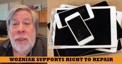 wozniak right to repair