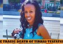Official report into the death of Tesfatsion released