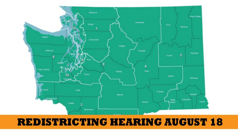 snohomish county redistricting