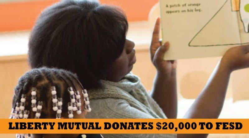 LIBERTY MUTUAL DONATION