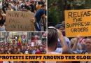 Australia's authoritarian pandemic measures spark protests