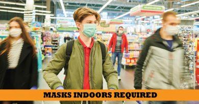masks indoors