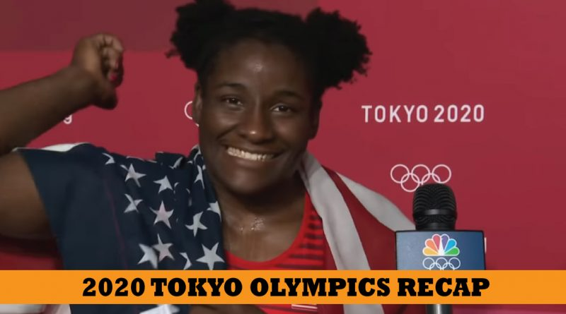 Victories and stories from the 2020 Tokyo Olympics