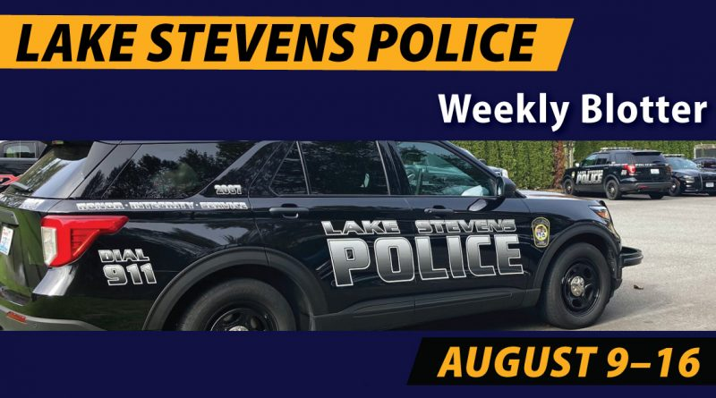 Lake Stevens crimes