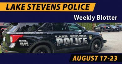 lake stevens crime