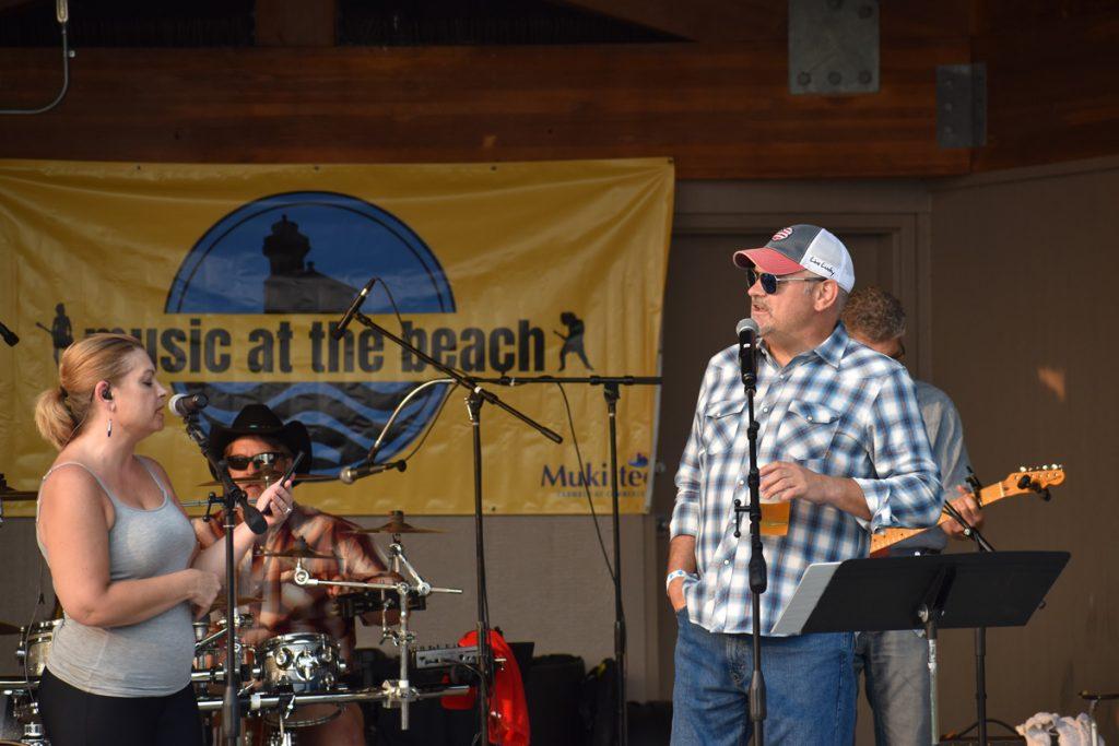 Music at the Beach