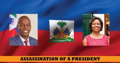 haiti assassination