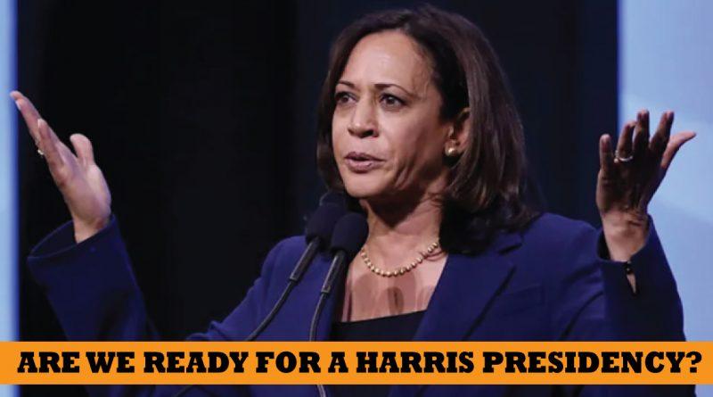 Kamala Harris presidency