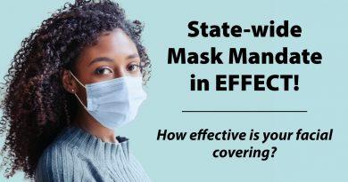 mask effectiveness