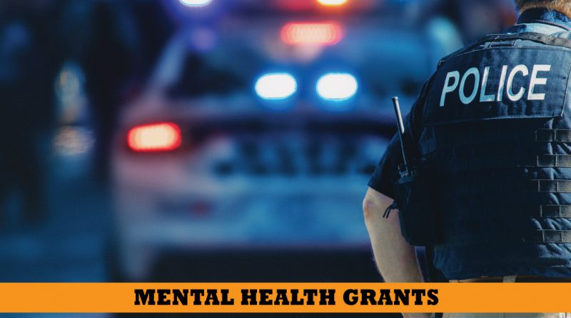 mental health grants