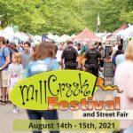 Mill Creek Festival August 14 & 15
