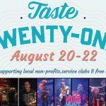 Taste Edmonds event Aug 20-22