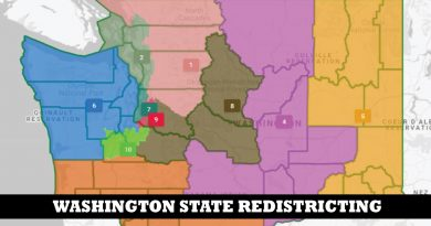 Washington State Redistricting