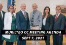 Upcoming Mukilteo City Council Agenda