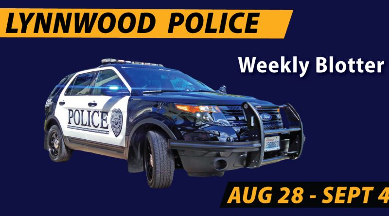 In Lynnwood, 1 in 3 crimes is theft or burglary