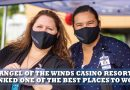 Angel Of The Winds Casino Resort ranked Top 15 of Washington's Best Workplaces