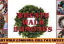 Call for artists: Create a wreath for Art Walk Edmonds