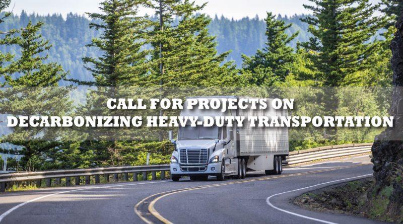 heavy-duty transportation project