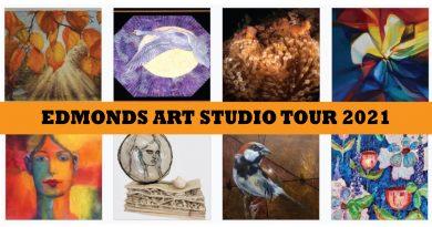 edmonds art tour