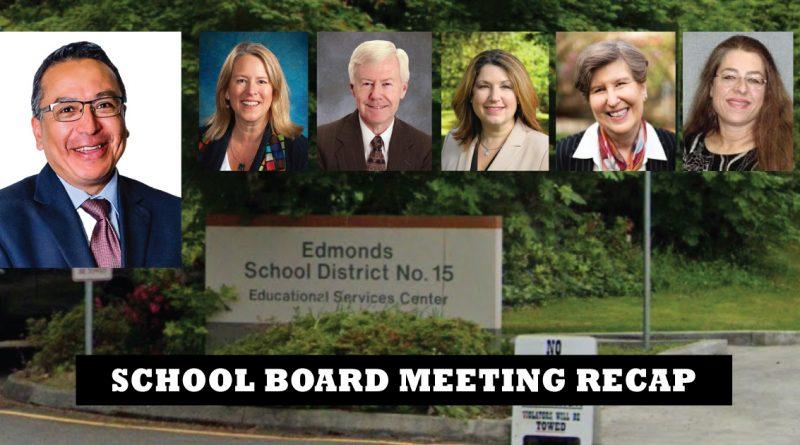 staffing edmonds school