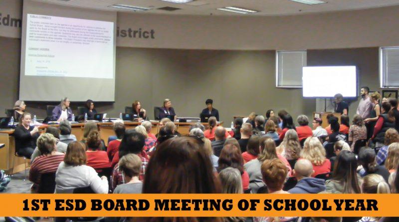 edmonds school board