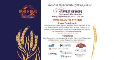 harvest of hope