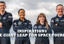 Everett civilian launches into space for children's cancer research