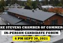 Greater Lake Stevens Chamber of Commerce candidate forum