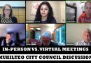 Mukilteo council addresses meeting formats and Capital Improvement Plan