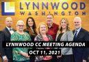 Upcoming Lynnwood City Council Meeting